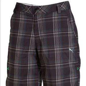 Puma men's golf shorts